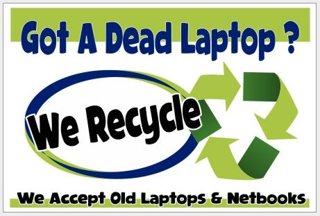 Putney, Fulham, Barnes, Wimbledon Laptop Mac Recycle